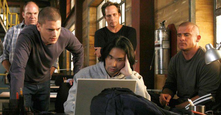 Prison Break (4 temporadas) - NiT