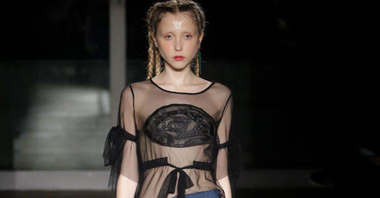 52e2d974b Portugal Fashion: Os amores secretos de Alexandra Moura - NiT