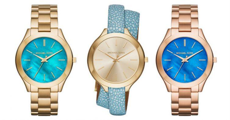 fcd6d112a Os novos relógios Michael Kors já estão à venda