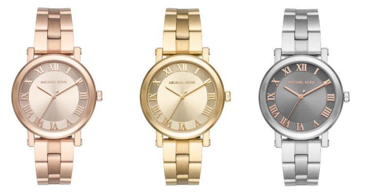 ccea89810 Esta é a nova coleção de relógios da Michael Kors .