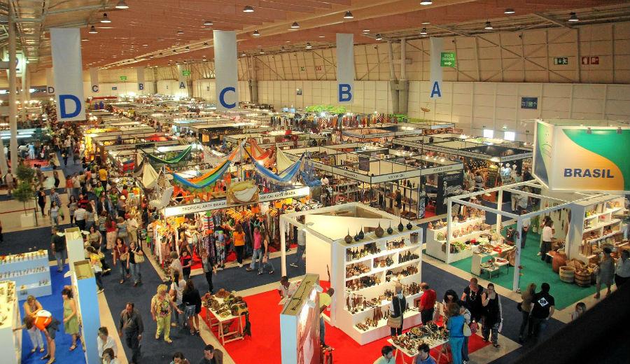 Já abriu a Feira Internacional de Artesanato na FIL NiT
