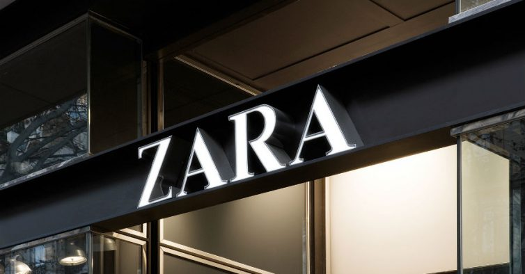 Zara vai ter tamanhos XXL NiT