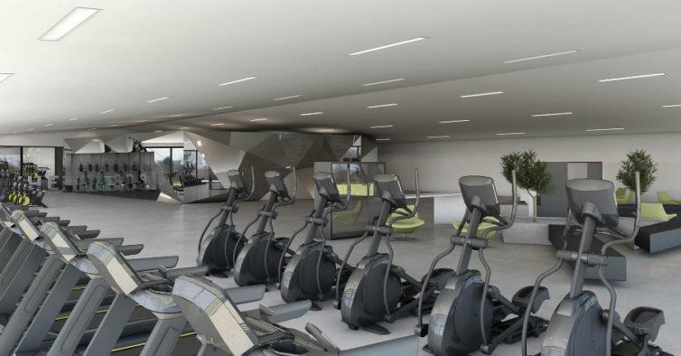 Breathe Sport Fitness  o novo ginásio premium do Porto com vista ... f6b9c9236a239