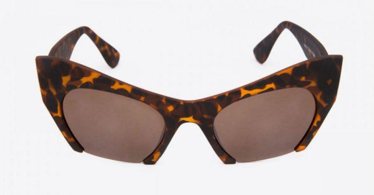 02c9d7df5 Os óculos de sol ideais para festivais de verão. Niuu Cut Cat (19,90€)