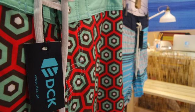 Vá à praia na nova loja DCK - NiT aba5eb13660cb
