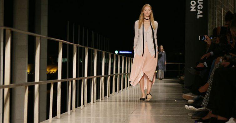 bc4429465 Portugal Fashion: A descontração de Pedro Pedro nas silhuetas ...