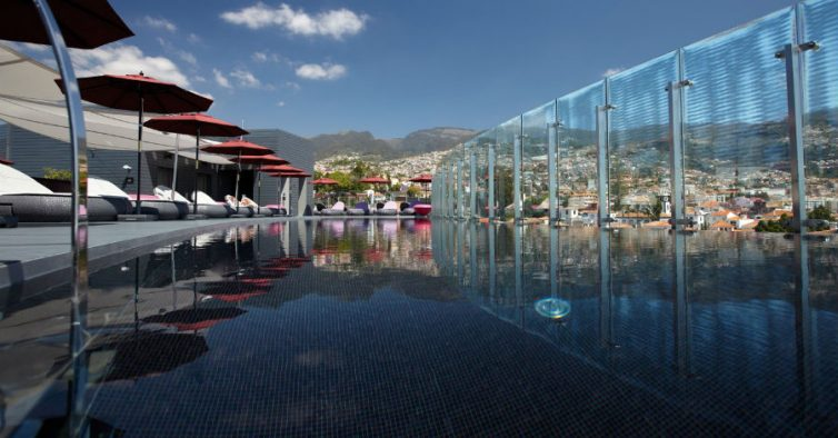 3 the vine hotel funchal madeira nit for Design hotel madeira