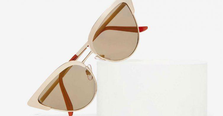 f18ee5ec9 Os óculos de sol ideais para festivais de verão. Nasty Gal X Quay Minx (25€)