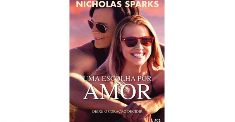 livro uma escolha por amor nicholas sparks