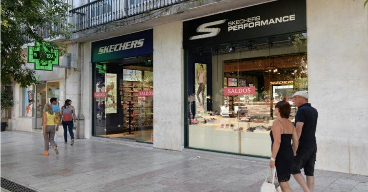 acdd0571675 Skechers abre flagship store no Rossio - NiT