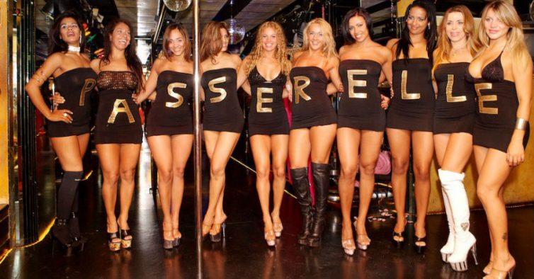 Clubes de striptease masculino de Orlando
