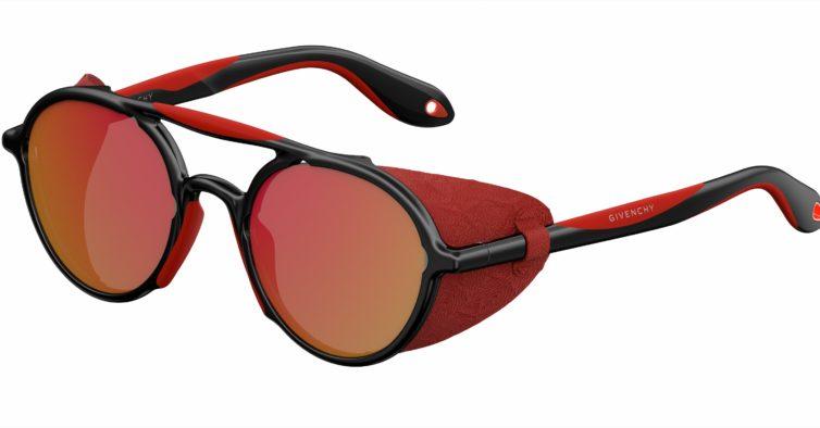 f730fb197fa1a Está aí a mais recente coleção de óculos Givenchy