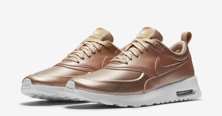 Nike Rose Gold  o it shoe do momento a06e4db2afc01