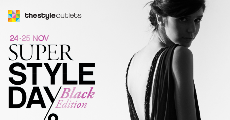 e83c89201 A melhor Black Week vai ser no Vila do Conde The Style Outlets