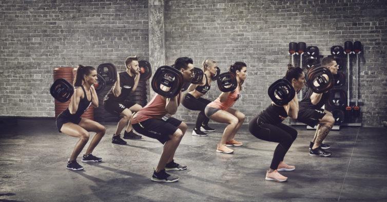 Body Pump 100: a mega aula que celebra a centésima coreografia desta modalidade