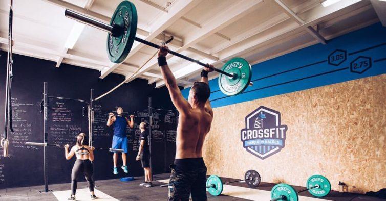 CrossFit Parque das Nações: a nova box onde até os miúdos podem treinar