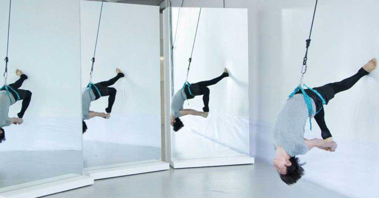 Bungee Workout: quando o bungee jumping chega aos ginásios