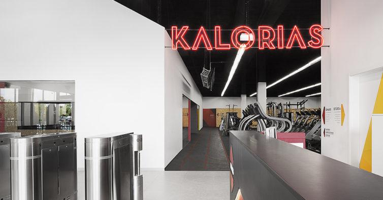 Ginásio Kalorias em Gaia abre em janeiro e924a429b438d