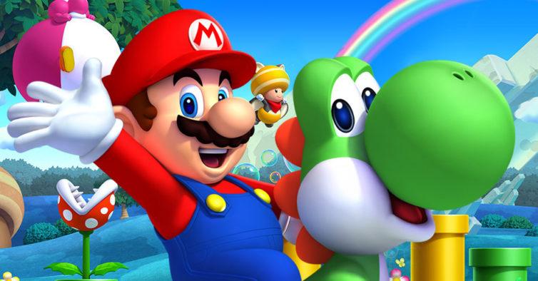 Vão abrir três parques temáticos dedicados ao Super Mario