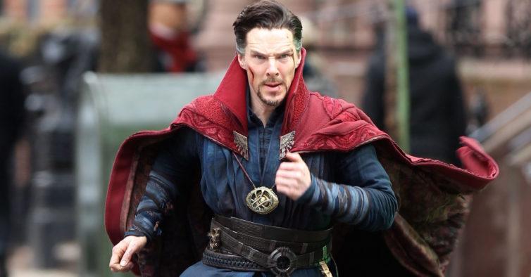 54fbaba4326 Hulk e Doutor Estranho juntam-se a Thor no próximo filme