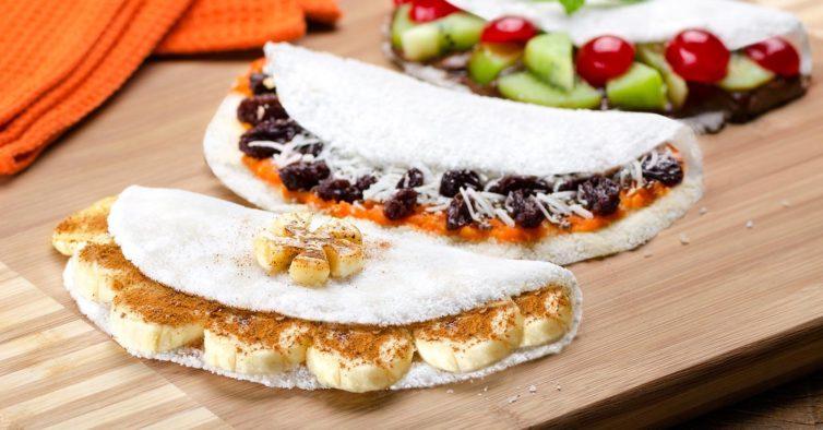 Os melhores s tios para comer crepes de tapioca for Como hacer crepes de chocolate