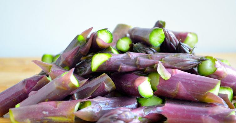 Purple power é uma das tendências da alimentação saudável