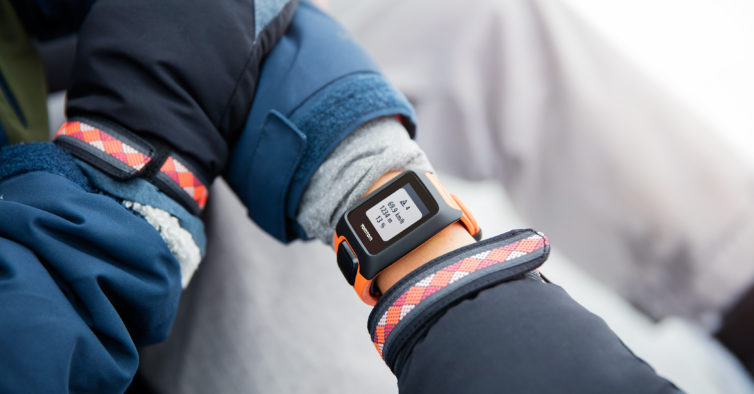 TomTom Adventurer: o wearable para levar para a neve