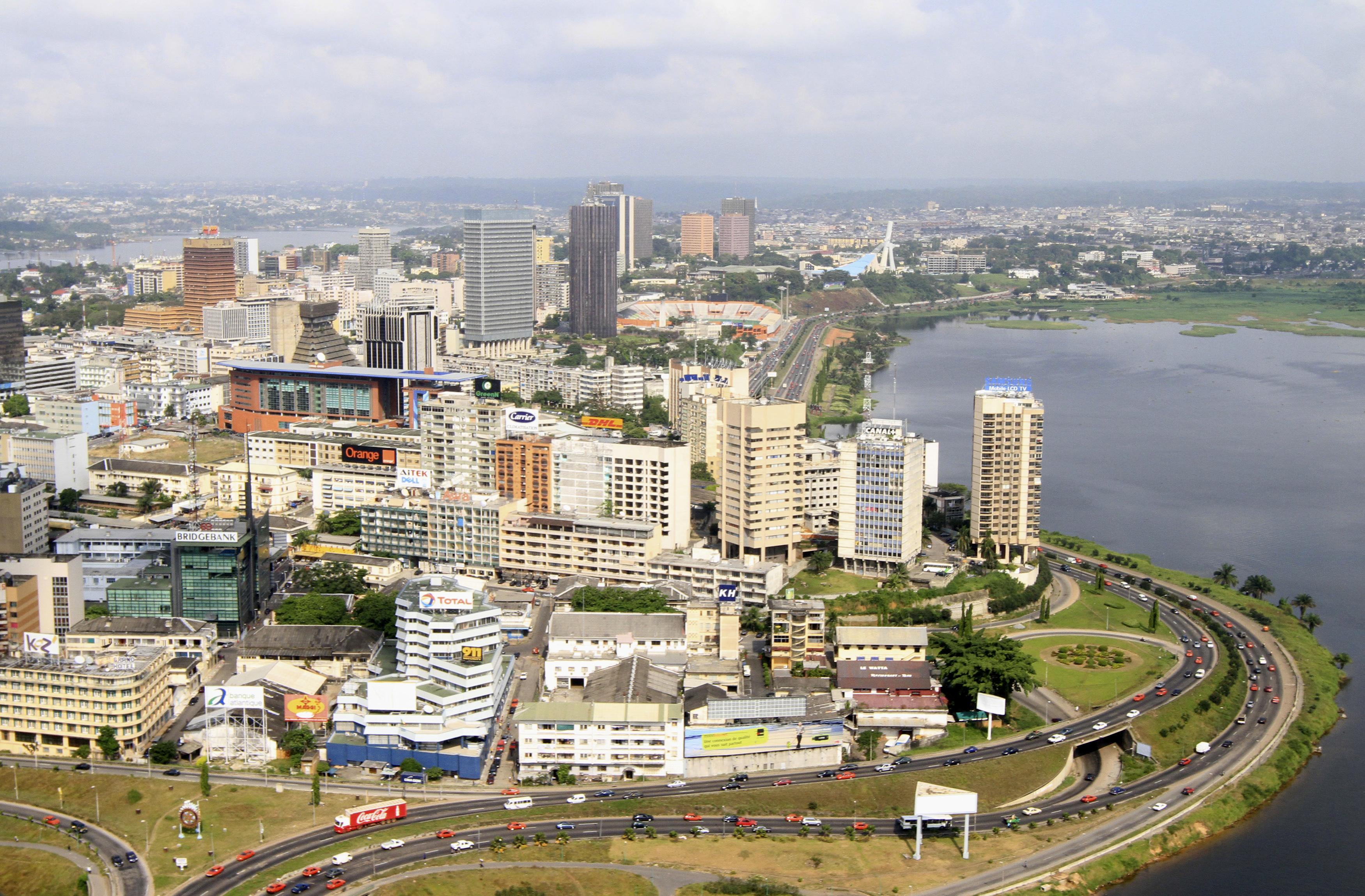 Resultado de imagem para Abidjan