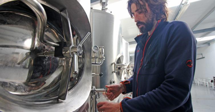 A Lupum é a nova cerveja selvagem do Porto