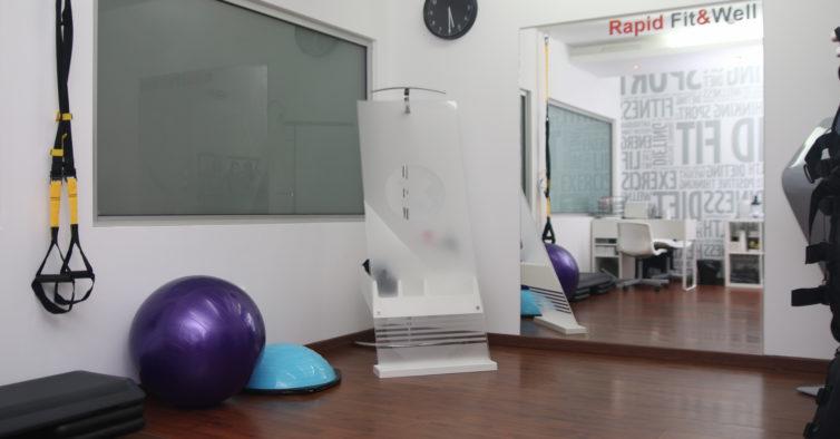 Rapid Fit&Well: o novo centro de fitness que chegou ao Montijo