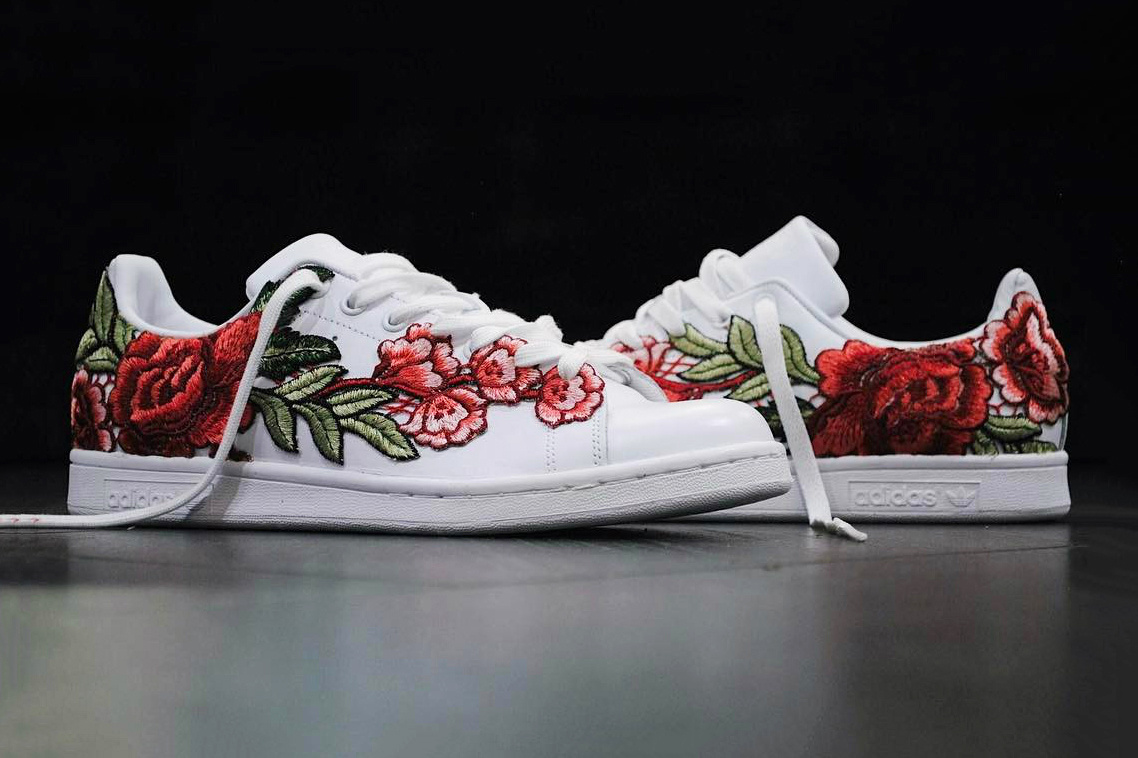 Stan Smith, Adidas (617€) NiT