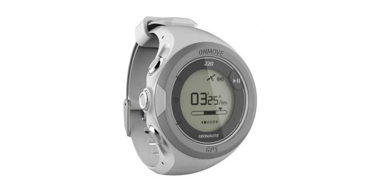 a33b531656a A Geonaute tem relógios a preços acessíveis e com caraterísticas  semelhantes a grandes marcas. O relógio GPS ONmove 220 tem cronómetro