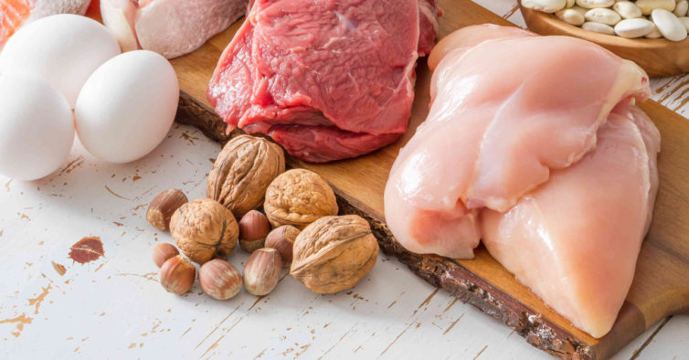 Resultado de imagem para makanan tinggi protein namun rendah lemak