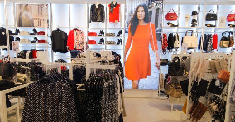 908a39c95 A OVS já abriu a primeira loja em Portugal e está com 20% de desconto