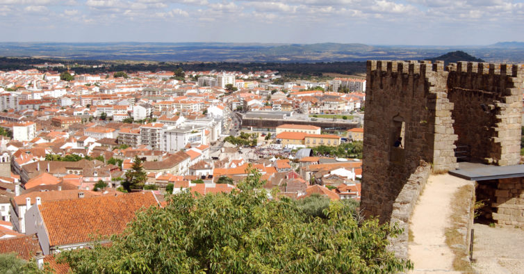 Já pode fazer uma viagem virtual por Castelo Branco (e a 360
