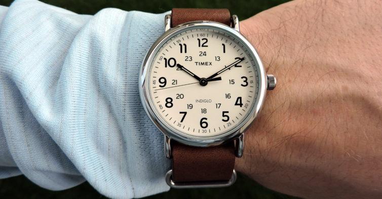 ea26a8a93c2 Os relógios da Timex já podem ser comprados online