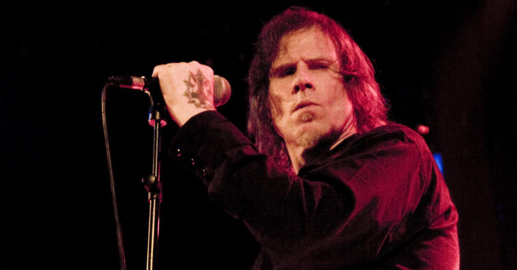 Mark Lanegan junta-se aos Guns N' Roses no concerto em Portugal
