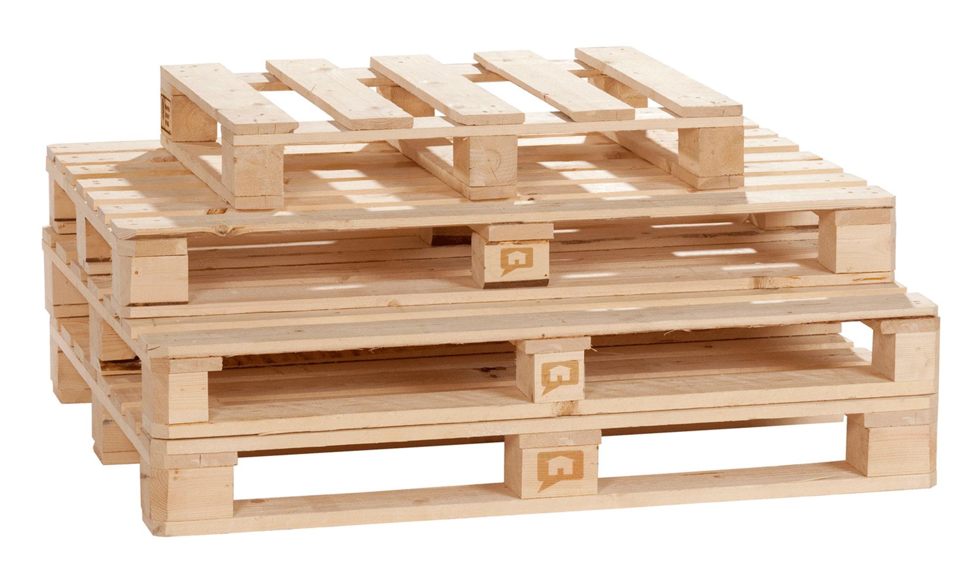 Paletes de madeira 4 cada uma nit - Cuanto vale un palet ...