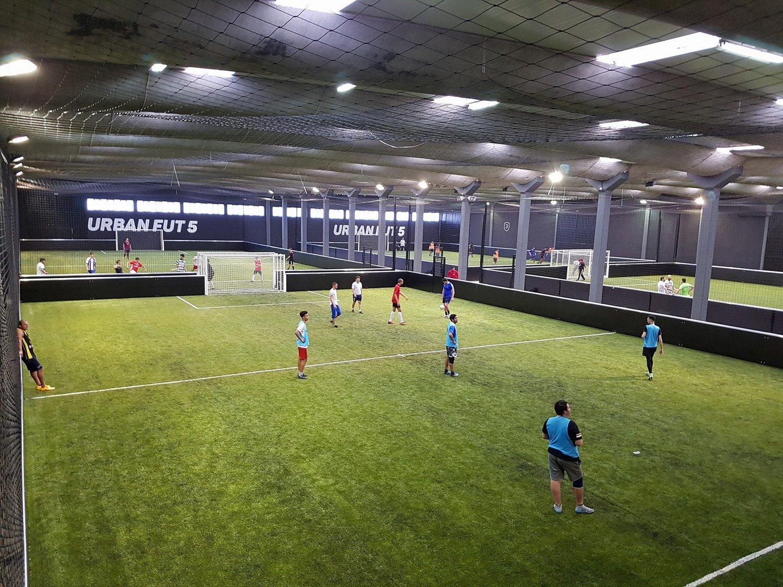 19f5faa1a8 Os melhores campos para jogar futebol com os amigos em Lisboa