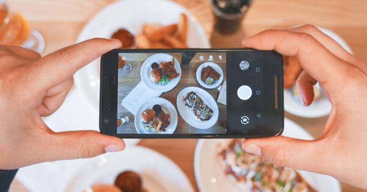 Um workshop para aprender a tirar a foto perfeita (de comida)
