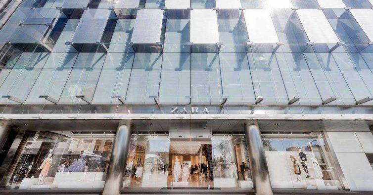 Abriu a maior loja Zara do mundo (e fica mesmo aqui ao lado)