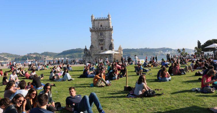 Jardim Torre de Belém