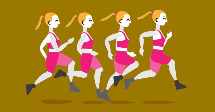 16bc4598a5 Manual NiT para aprender a correr (você não o está a fazer bem ...