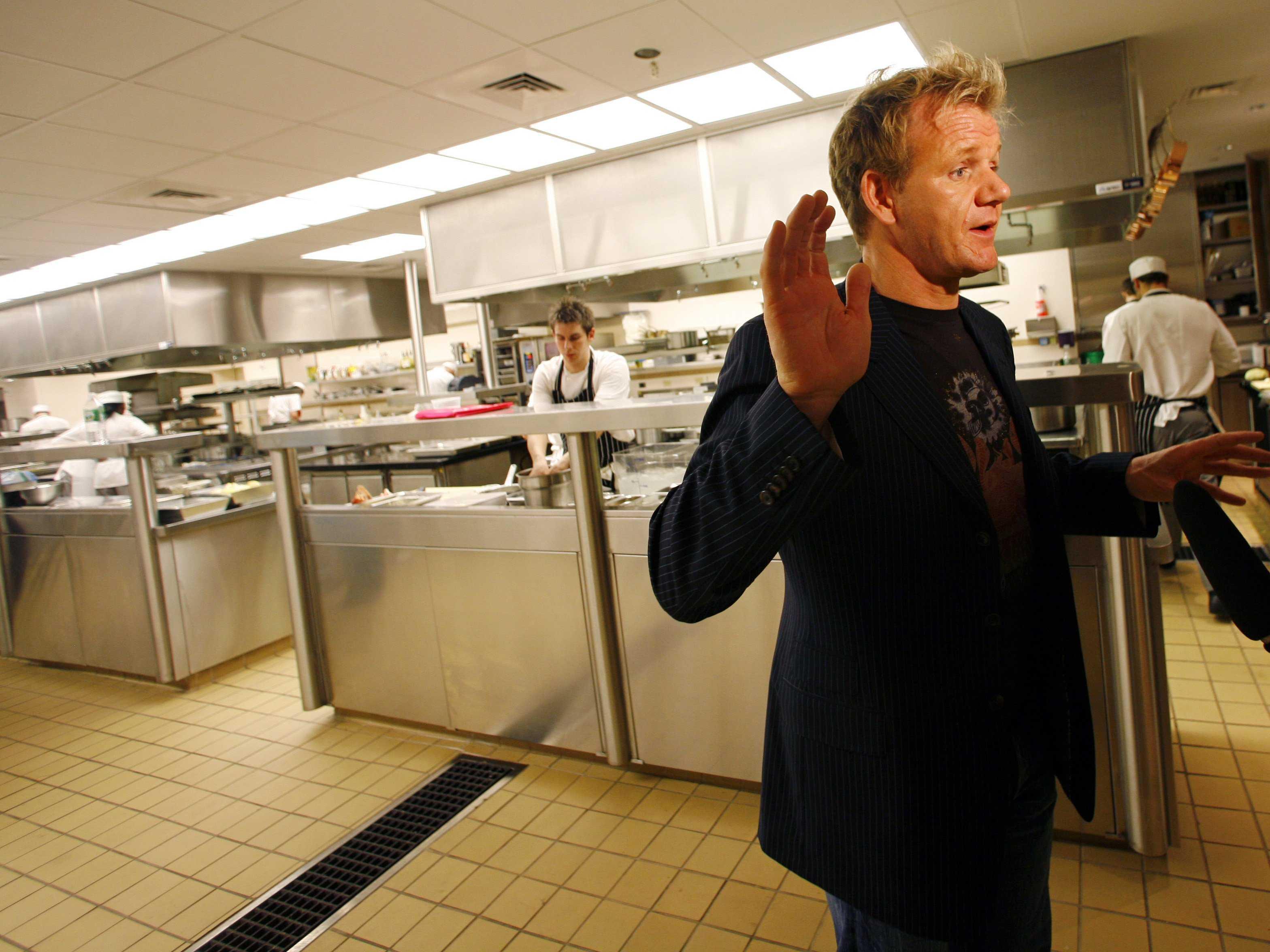 Kitchen Nightmares Hotel Hell