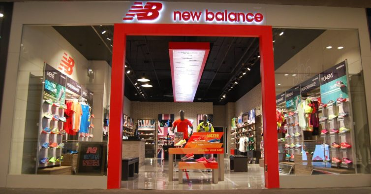 new balance outlet porto