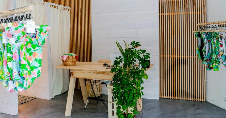 Summer Factory  a nova loja de Campo de Ourique com fatos de banho iguais  para toda a família 1f4d97cef6f18