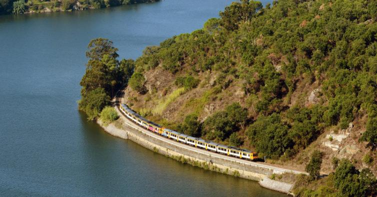 784022d96e Há um comboio exclusivo para turistas na Linha do Douro