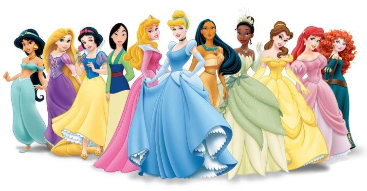 Princesas Da Disney Vao Voltar Todas Juntas Num Filme
