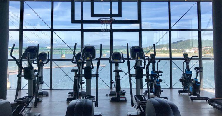 Fitness UP  o novo ginásio de Viana do Castelo é low cost e fica junto da  marina e893918c71521