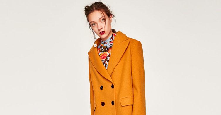 1da5aecd2 10 peças que vale a pena na coleção de outono inverno da Zara